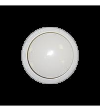 Накладка светорегулятора со свет. индик. (белый)