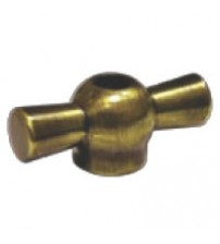 Тумблер поворотного выключателя (бронза)